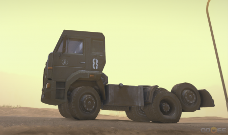 Скачать мод грузовик КАМАЗ ленивец для Spintires 2013