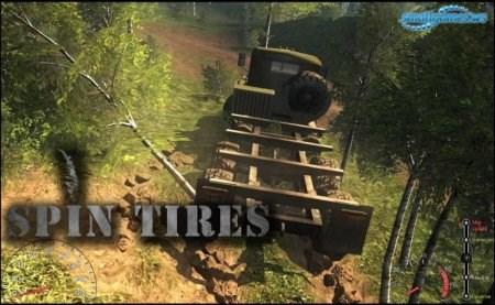 Как активировать отпирка Spin Tires во Steam