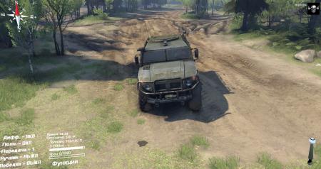 Военная техника и машины для Spintires 2014 скачать