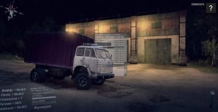 Скачать мод грузовик МАЗ-509 для Spintires 2014