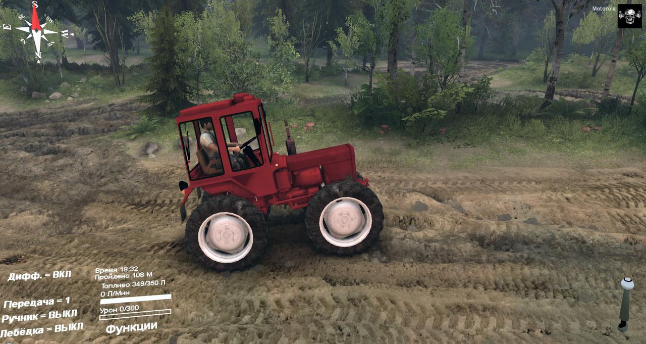 звук трактора 🙃 Сайт со звуками