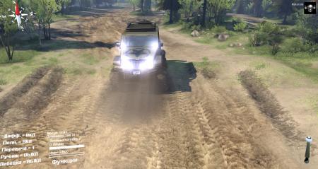 Скачать мод Jeep Wrangler для Spintires 2014