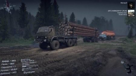 Скачать мод сборник модификаций грузовиков для Spintires 2014