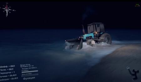 Скачать мод трактор МТЗ-82 «Беларус» для Spintires 2014 v.2.0