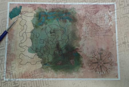 Карта nowhere с транспортом для Spintires DEV DEMO 2013