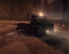 Скачать мод грузовик КРАЗ-5133ВЕ для SpinTires 2014