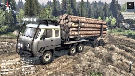 Скачать мод грузовик