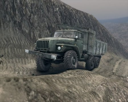 Колеса ВИД-201 для КРАЗ-260 для SpinTires 2014