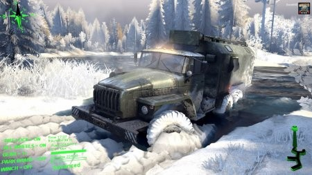 WINTER SEASON V 1.1MAP – SPIN TIRES 2014