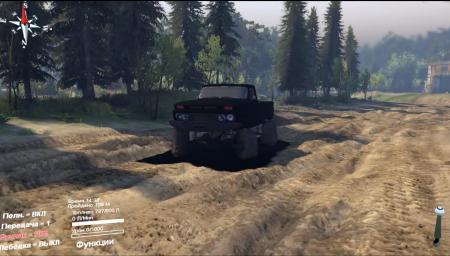 Скачать мод SID 66 Chevy 1.0 для Spintires 3.12.2014