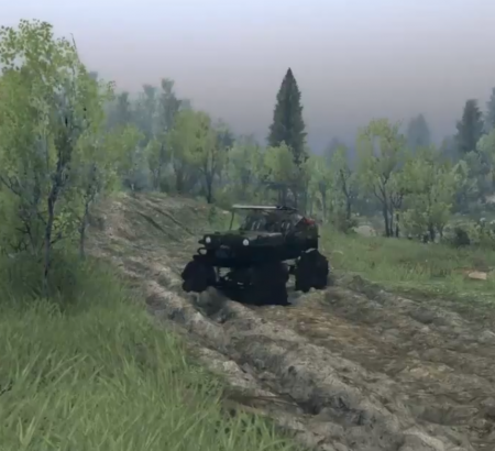 Скачать мод SID Willys Jeep 1.0 для Spintires 2014