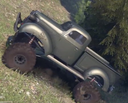 Скачать мод SID 1939 Ford v1.0 для Spintires 2014