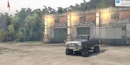 Скачать мод SID 91 Dodge Ramcharger 1.0 для Spintires 3.12.2014