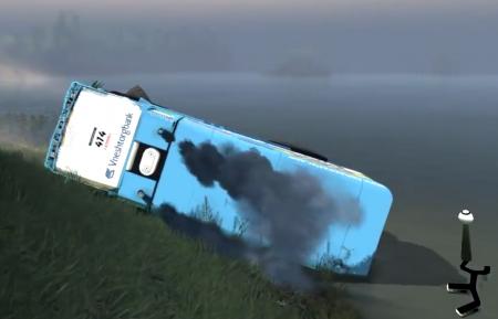 Скачать мод грузовик КамАЗ 49252 для Spintires 2014