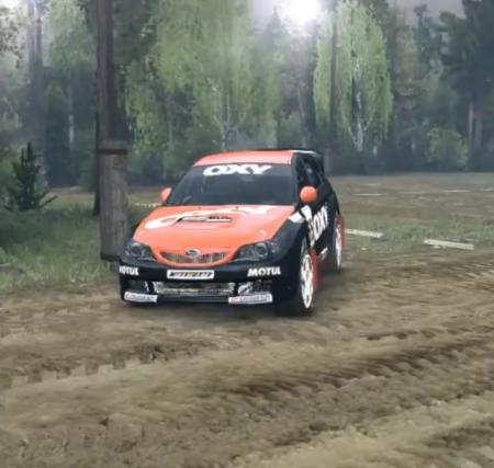 Скачать мод Subaru Impreza_v1.0 для Spintires 2014