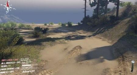 """Карта """"Green Plains"""" для SpinTires 9.3.15"""