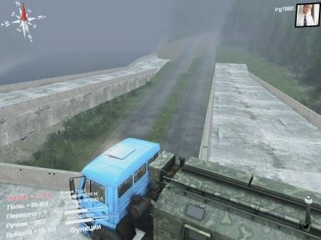 Карта level_The Tunnel для SpinTires 19.03.15 v.3