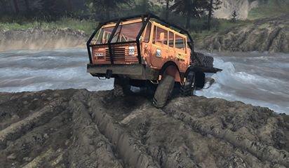 Скачать мод грузовик TATRA 813 KOLOS 8x8 для Spintires 13.04.15+