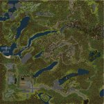 Карта Level – Bow water для SpinTires