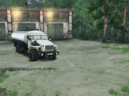 Скачать мод грузовик Урал 4320-30 для Spintires 13.04.15+