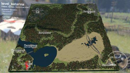 Карта Катарин для SpinTires 13.04.15
