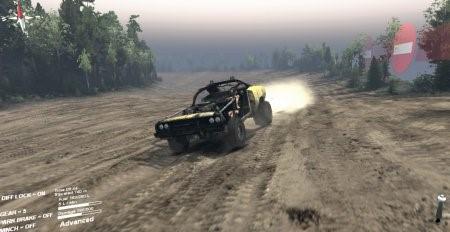 Скачать мод Dodge HL2 для Spintires 2014