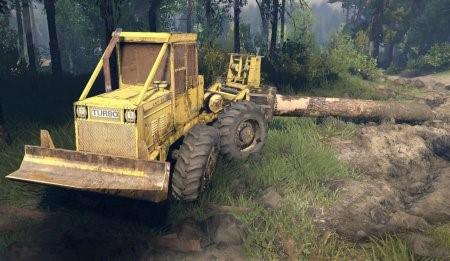 Скачать мод трактор LKT 81 Turbo