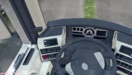 Скачать мод грузовик Renault Magnum для Spintires 13.04.15+