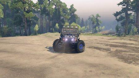 Скачать мод Land Crawler 1.0 для Spintires 13.04.15