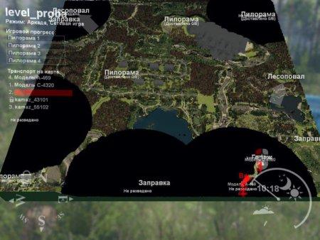 """Карта """"Proba"""" 13.04.15"""