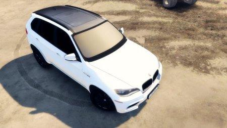 Скачать мод BMW X5 для Spintires 13.04.15