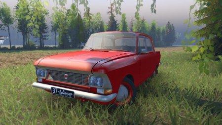 Скачать мод Москвич 412 для Spintires 13.04.2015