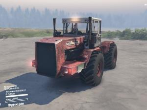 Скачать мод трактор К-710 «Кировец» версия (от 23.01.16) для Spintires 25.1 ...