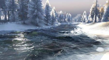 Скачать мод Зима для Spintires 2014