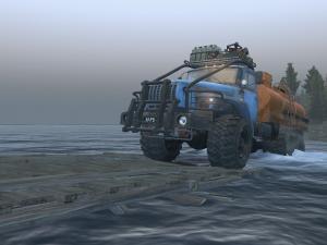 Скачать мод карта «Финский залив» для Spintires v. 03.03.16