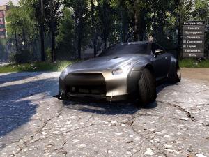 Скачать мод Nissan Skyline GTR35 & Toyota GT86 для Spintires v. 03.03.16