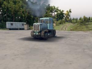 Скачать мод Трактор Т-74 для Spintires v. 03.03.16