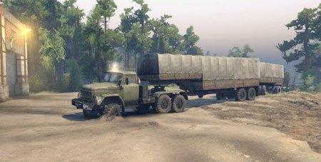Скачать мод грузовик Зил-137 версия 04.04.16 для Spintires v. 03.03.16
