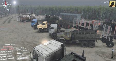 Скачать мод ПАК грузовиков с заменой и правдоподобными тех.хар-ми v2.9 для  ...