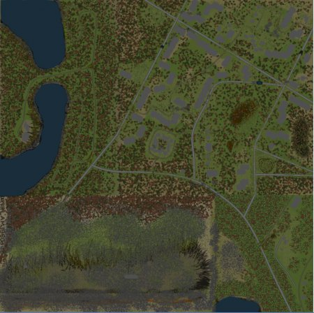 Скачать мод карта «Припять» для Spintires v. 03.03.16