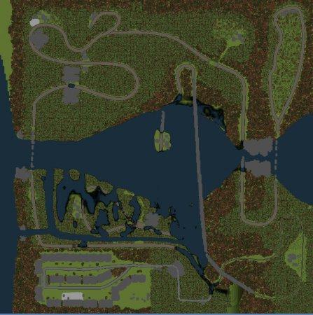 Скачать мод карта «level-22» для Spintires v. 03.03.16