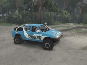 Скачать мод Ford 4x4 для Spintires v. 03.03.16
