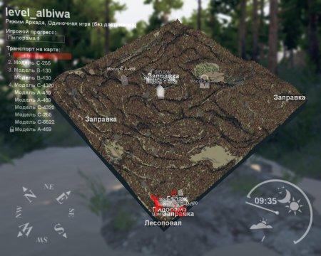 Скачать мод карта Albi WA ORV для Spintires v. 03.03.16