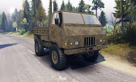 Скачать мод грузовик TAM-110 V1.0 для Spintires 13.04.15+