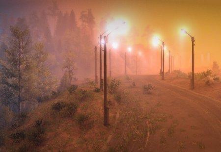 Forgotten city/Заброшенный город by Monroe для SpinTires 13.04.15