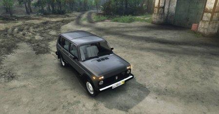Скачать мод ВАЗ-2131