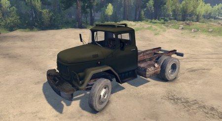 Скачать мод грузовик ЗИЛ-53131 для Spintires 19.03.15+
