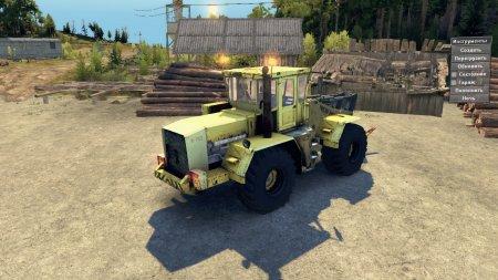 Скачать мод трактор К-702 для Spintires v. 03.03.16