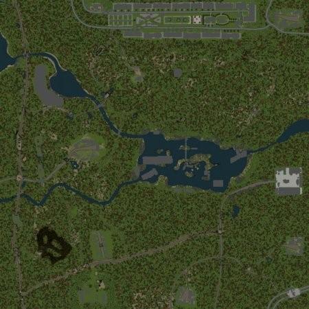 Скачать мод Карта Объект 64 для Spintires v. 03.03.16