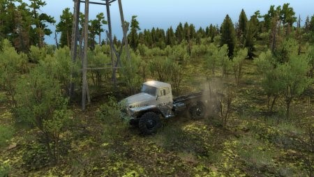 Скачать мод Карта RusMap для Spin tires v. 03.03.16